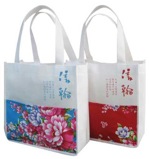 bg-041 shopping bag,non woven bag - cheap Bag + luggage