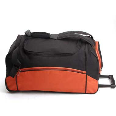 Wheeled Duffel / Backpack - cheap Bag + luggage