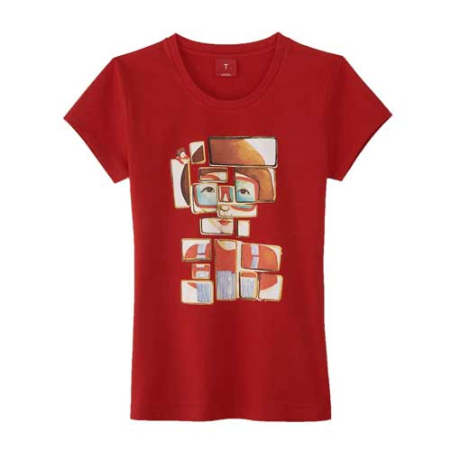 tts058 Womens T-Shirt - promotion + gift products