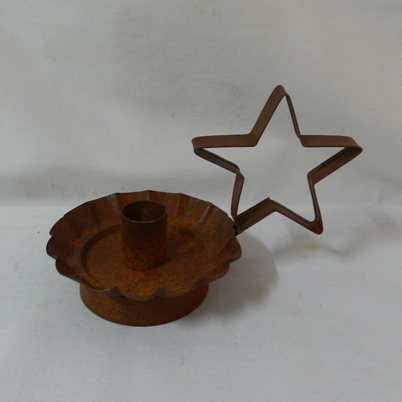 star candle holder - outdoor + garden products
