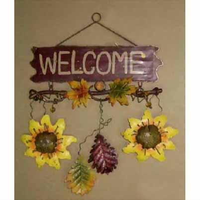 sunflower hanging - outdoor + garden products