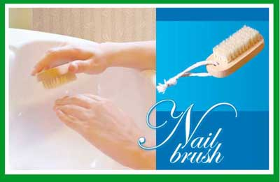 TT5763 nail brush - Bathroom + cleaning Collection
