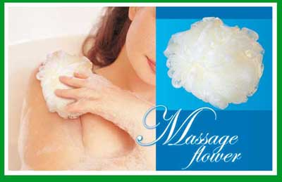 TT5765 massage flower - Bathroom + cleaning Collection