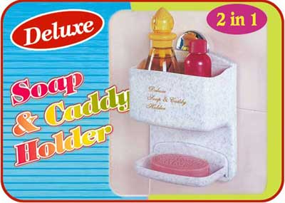TT8398 soap and caddy holder - Bathroom + cleaning Collection