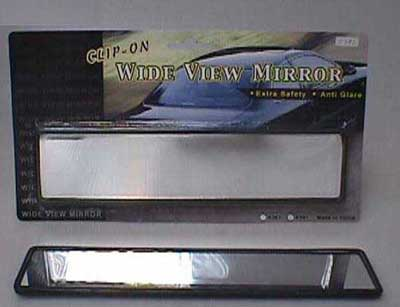 TCA391 clip on wide view mirror - Car Accessories