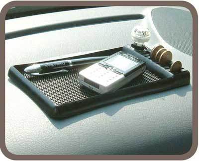 TCA2801 gripmat with coinholder - Car Accessories