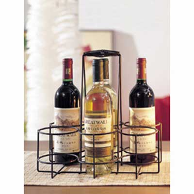 red wine rack 002 - outdoor + garden products